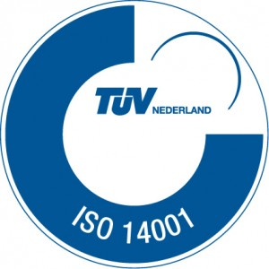 Logo ISO14001, TUV