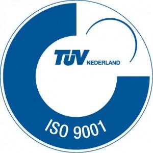 Logo ISO9001 TuV